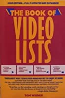 Book of Video Lists 1990