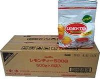 名糖 レモンティー 袋 500g×6個セット ( 4902757443009 )