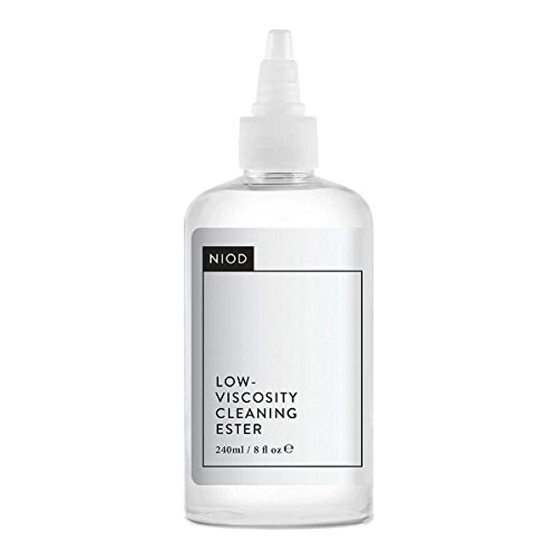 同志勧めるやるNiod Low-viscosity Cleaning Ester 240ml [並行輸入品]