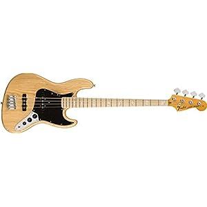 Fender エレキベース American Original `70s Jazz Bass®, Maple Fingerboard, Natural