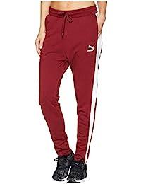 [PUMA(プーマ)] レディースセータージャンプスーツ Classics T7 Track Pants Pomegranate XL
