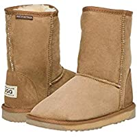 Australian Leather UGG Boots 3/4 Short Classic Unisex Uggboots