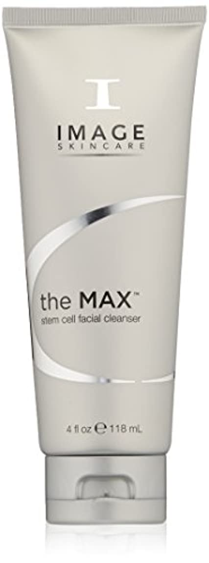 めんどり高く算術Image The Max Stem Cell Facial Cleanser 118ml/4oz並行輸入品