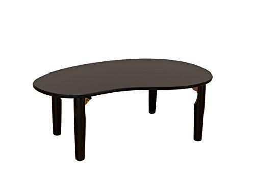 アウトレット折りたたみNEWビーンズテーブル・カラー ブラック(WFG-9002 BK)