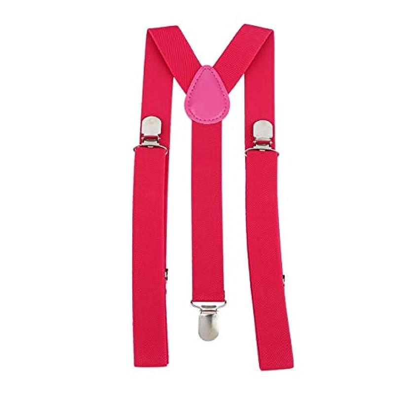 構造買い手風景DeeploveUU ユニセックス女性男性Y形弾性クリップオンサスペンダーストラップパンツブレース調整可能ブレース大人3クリップサスペンダーベルトストラップ