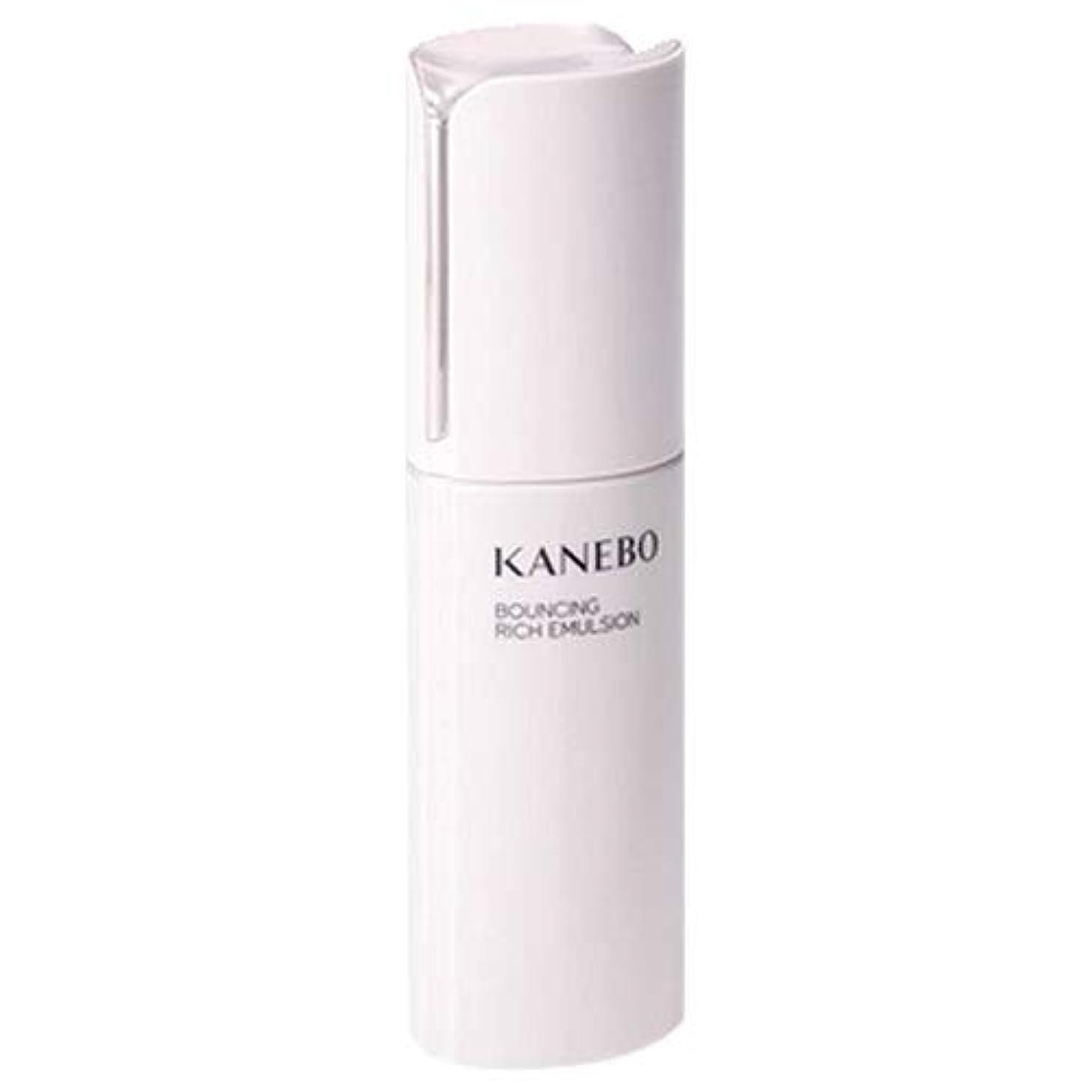 色合い移植テキストカネボウ KANEBO 乳液 バウンシング リッチ エマルジョン 100ml [並行輸入品]