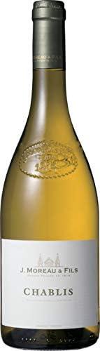 Jモロー シャブリ [ 白ワイン フランス 750ml ]