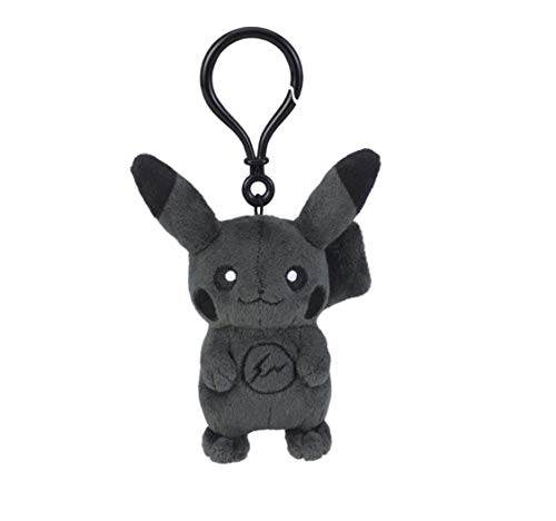 BLACK FRAGMENT THUNDERBOLT PROJECT Pikachu Mascot 【新品】 フラグメント ポケモン キーホルダー 藤原ヒロシ ピカチュウ マスコット