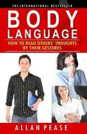 [画像:Body Language [Paperback] [Jan 01, 2012] Allan Pease]