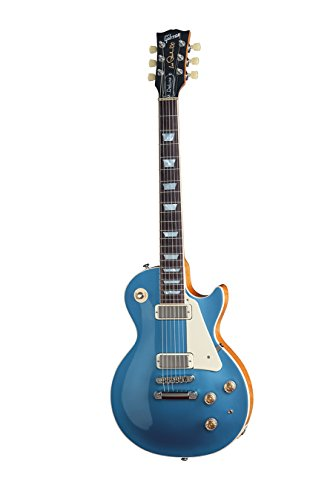Gibson Les Paul Deluxe 2015 Pelham Blue Metallic Top レスポールデラックス (ギブソン)