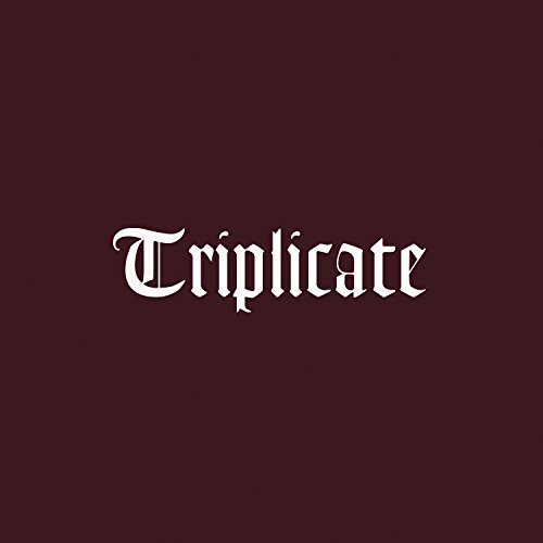Triplicate [12 inch Analog]