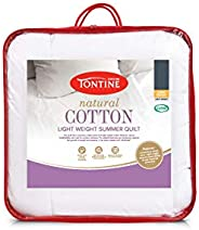 Tontine Natural Cotton Quilt, Queen