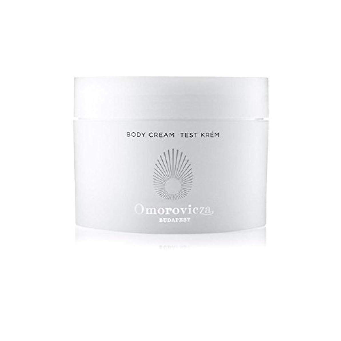 狐用心深いワゴンOmorovicza Body Cream (200ml) (Pack of 6) - ボディクリーム(200ミリリットル) x6 [並行輸入品]