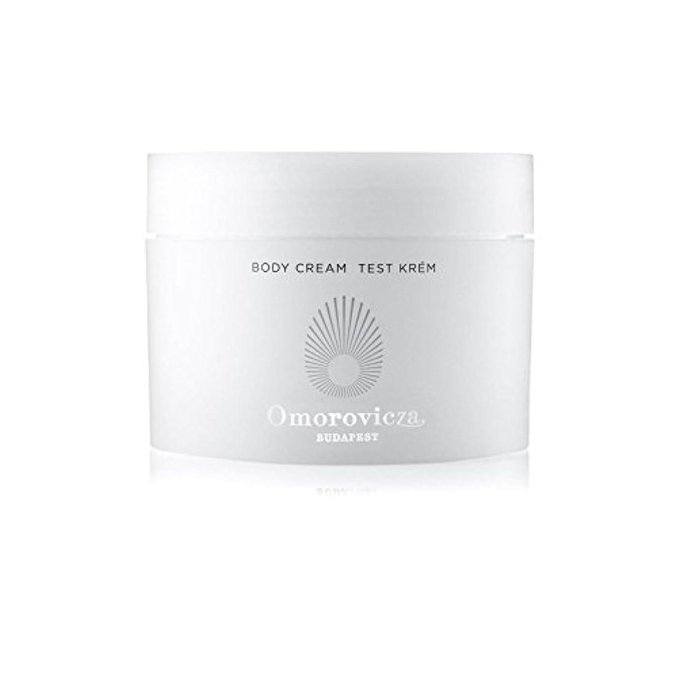 死傷者マスタード艦隊Omorovicza Body Cream (200ml) (Pack of 6) - ボディクリーム(200ミリリットル) x6 [並行輸入品]