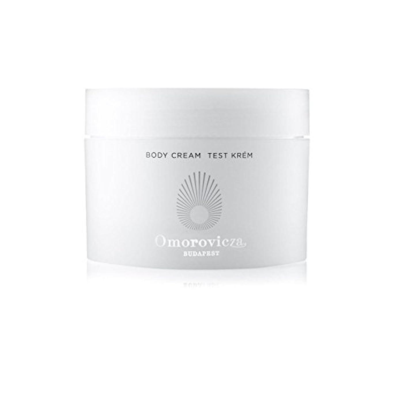 ファーム罪人デモンストレーションボディクリーム(200ミリリットル) x4 - Omorovicza Body Cream (200ml) (Pack of 4) [並行輸入品]