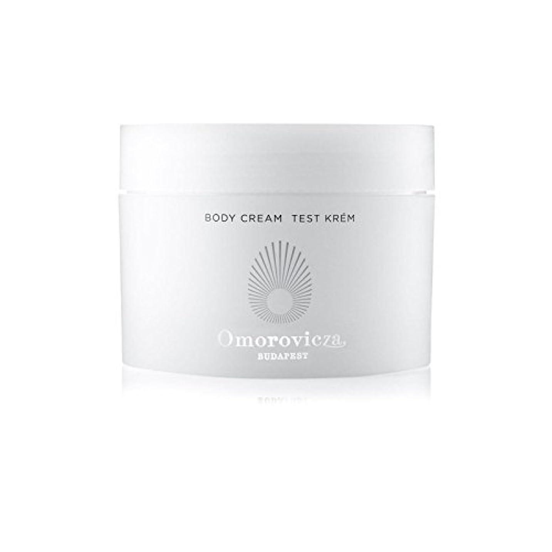 ルネッサンスフォルダ安息Omorovicza Body Cream (200ml) (Pack of 6) - ボディクリーム(200ミリリットル) x6 [並行輸入品]