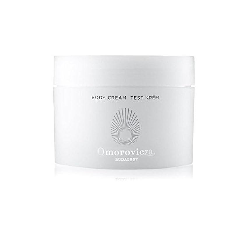 結婚した政令仕えるOmorovicza Body Cream (200ml) (Pack of 6) - ボディクリーム(200ミリリットル) x6 [並行輸入品]