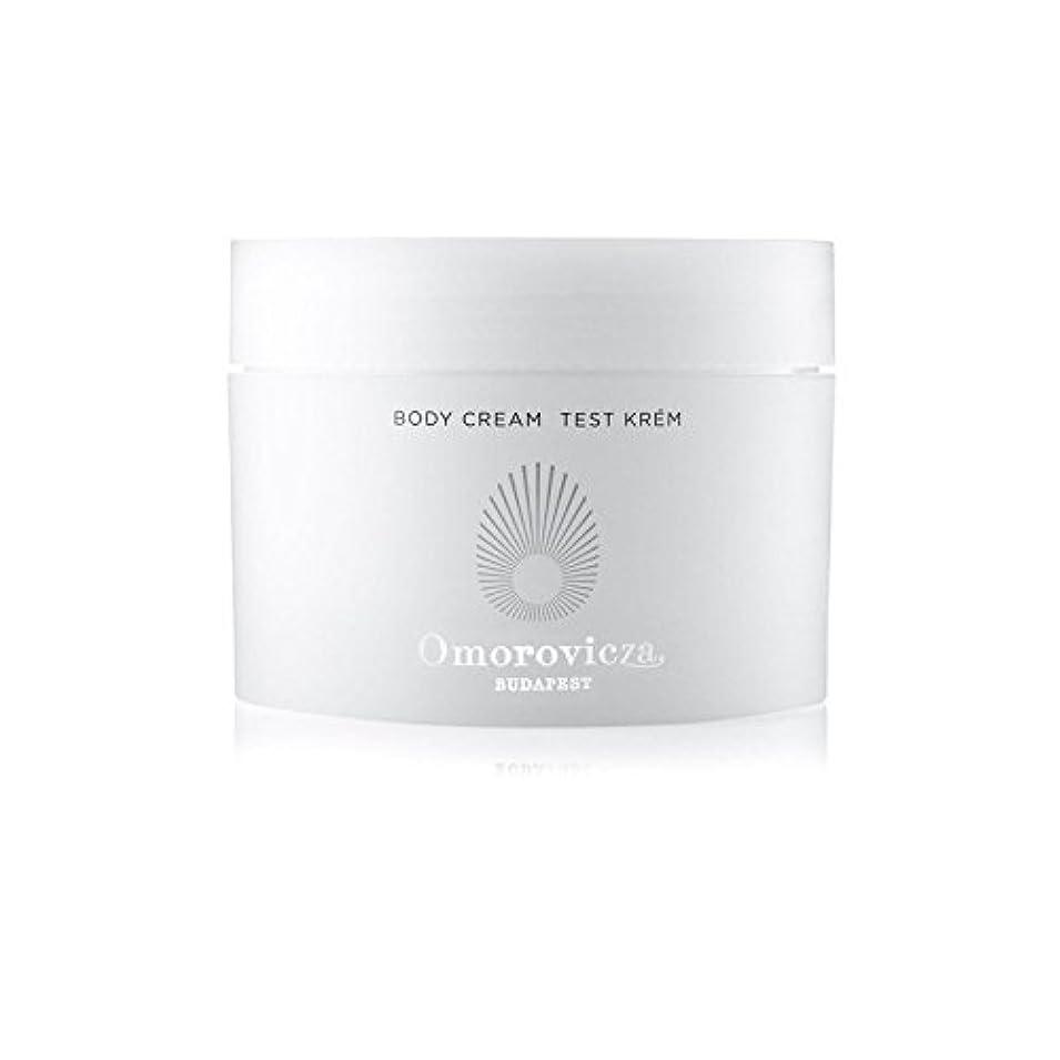 トリクル廃止ゆるくOmorovicza Body Cream (200ml) (Pack of 6) - ボディクリーム(200ミリリットル) x6 [並行輸入品]