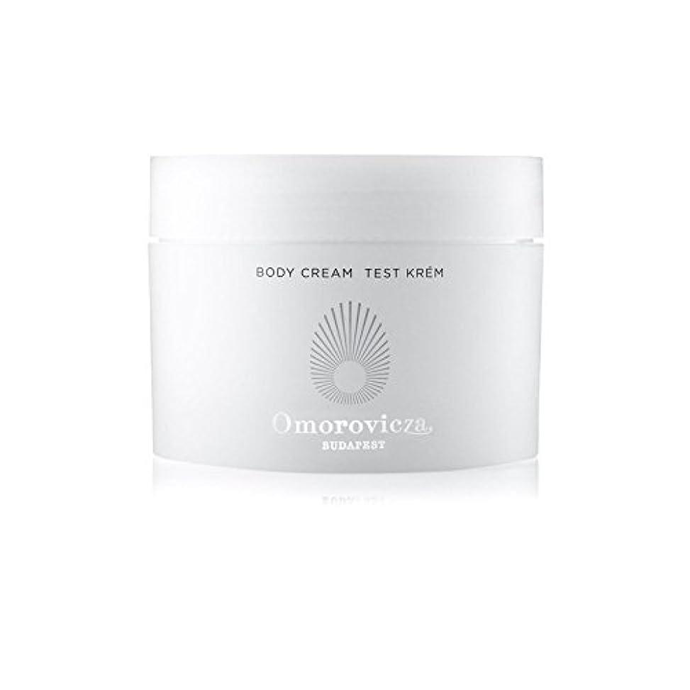 あいまいさ釈義準拠Omorovicza Body Cream (200ml) (Pack of 6) - ボディクリーム(200ミリリットル) x6 [並行輸入品]