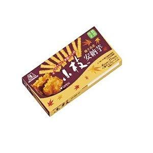 【冷蔵】森永製菓 小枝 安納芋 X10箱