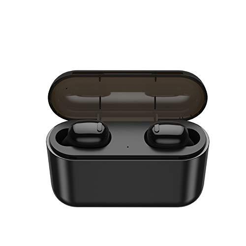 Bluetooth イヤホン 完全 ワイヤレス イヤホン スポーツ ブルートゥース ヘッドホン 極軽 バッテリー超大容量 Hi-Fi高音質 3Dステレオノイズリダクション内臓マイクBluetooth 5.0+EDR搭載 自動ブートアップ/自動ペアリング 左/右単独型 イヤホン 片耳/両耳モードiPhone/iPad/Android互換
