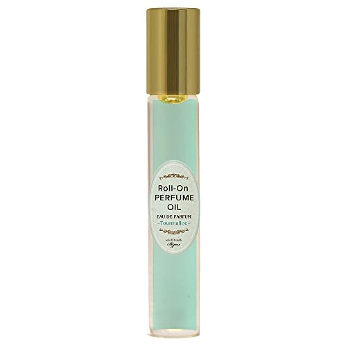 イブ女性辞書nobLED candle Bijou ロールオンパフュームオイル トルマリン Tourmaline Roll-On PERFUME OIL ノーブレッド キャンドル ビジュー