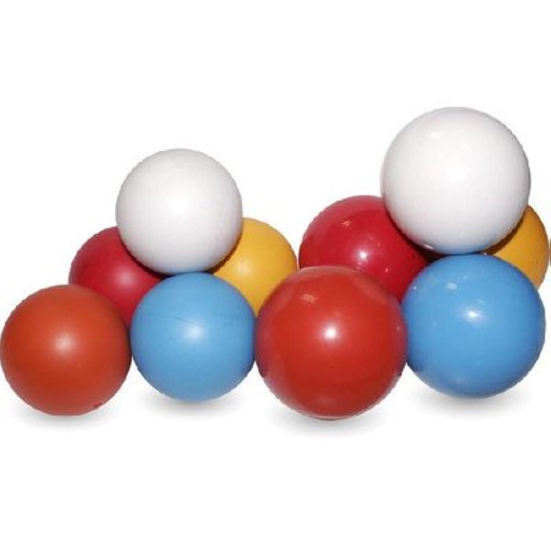 ソフトロシアンボール(Mサイズ) NRB-48 色:赤