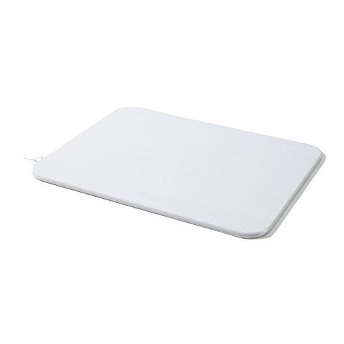 ソイル バスマット ライト カバー ホワイト B276WH(1コ入)