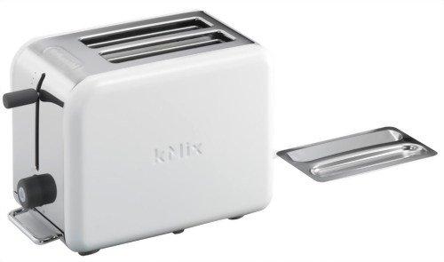 DeLonghi kMix(ケーミックス) ポップアップトースター ホワイト TTM020J-WH