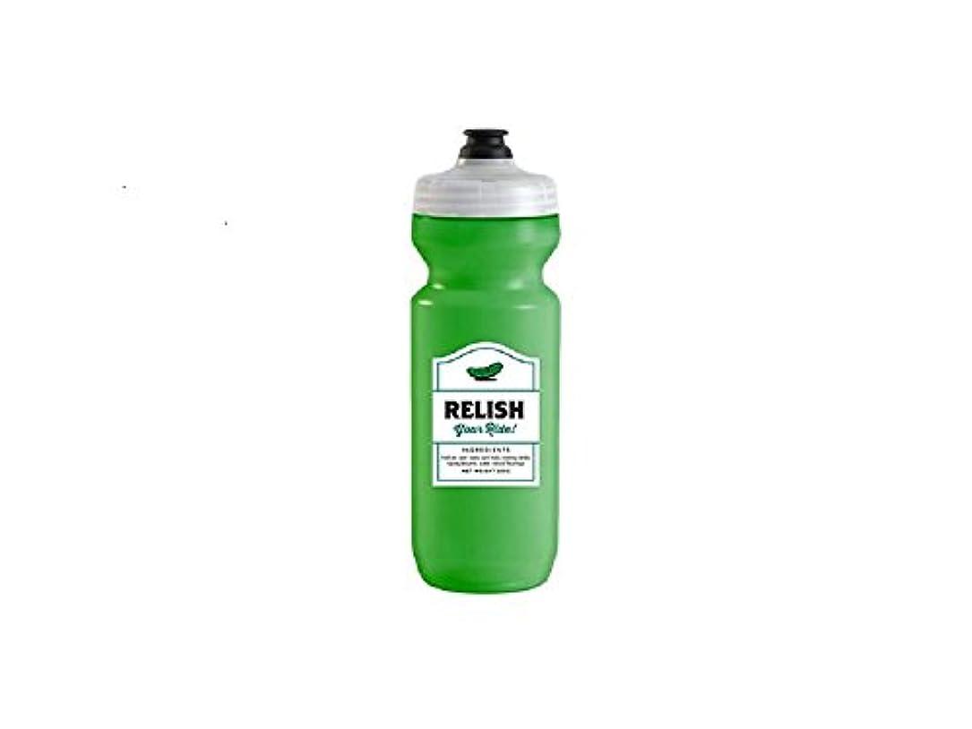 防腐剤スキームやめるSPURCYCLE (スパーサイクル) ウォーターボトル RELISH GREEN