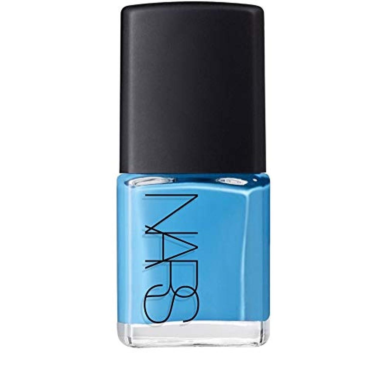 十億後ろに自分自身[Nars] 生きるライトブルーでのNarマニキュア - Nars Nail Polish in Ikiru Light Blue [並行輸入品]
