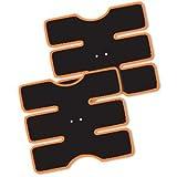 わがんせ シックスパックトレーナー専用替えパット【2枚入】WAGANSE SIX PACK TRAINRE WGSP075