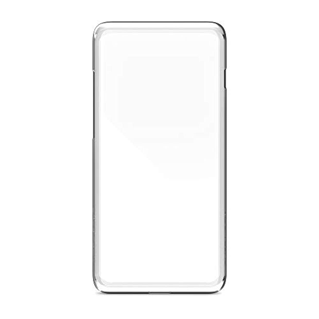 謙虚魔術考慮クアッドロック(QUAD LOCK) レインポンチョ 雨天用カバー - Galaxy S9+用 QLC-PON-GS10PLS