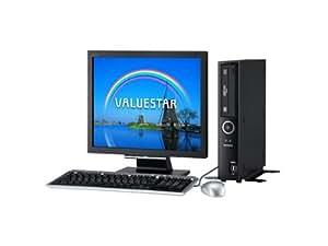 日本電気 VALUESTAR L VL300/LG(高性能セパレートスリム型/17型液晶) Vista-Home premium PC-VL300LG