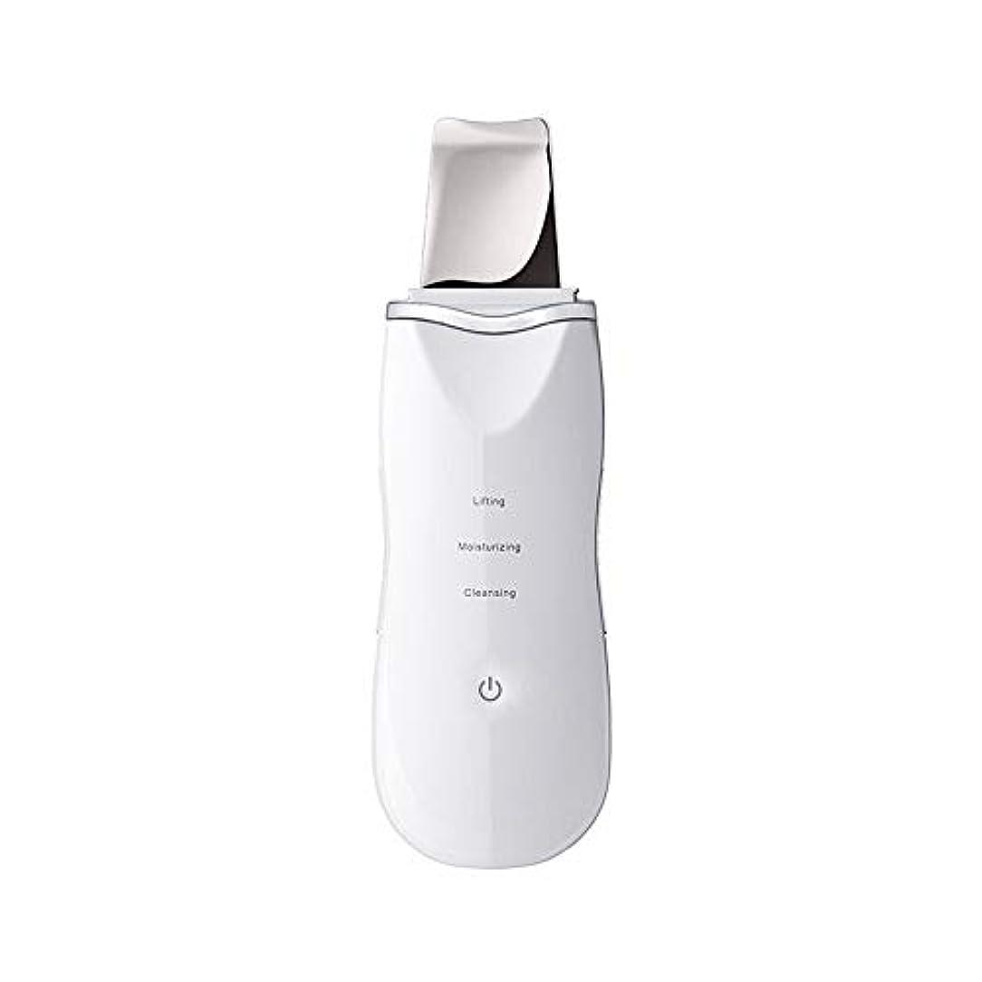 必須地上のモトリーにきびの除去剤、気孔の洗剤の電気にきびの顔の皮のスクラバーUSBの再充電可能な皮のマッサージのスクラバー