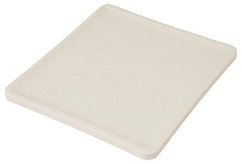 マーナ(MARNA) エコカラット トースト皿 ホワイト 146×164×8mm