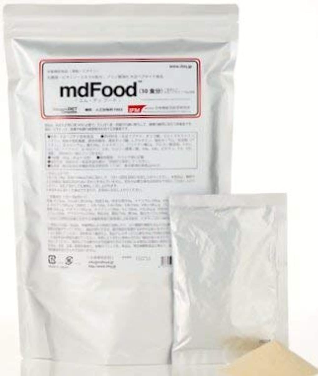 自動車バレエ私たちのもの日本機能性医学研究所 mdFood 「エムディ?フード」10食分
