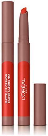 L'Oréal Paris Infallible Matte Lip Crayon 103 Maple D