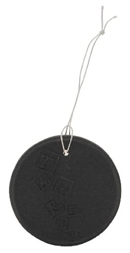 埋める膨張する違反フリート メンズ フレグランスコイン ブラックロゴ