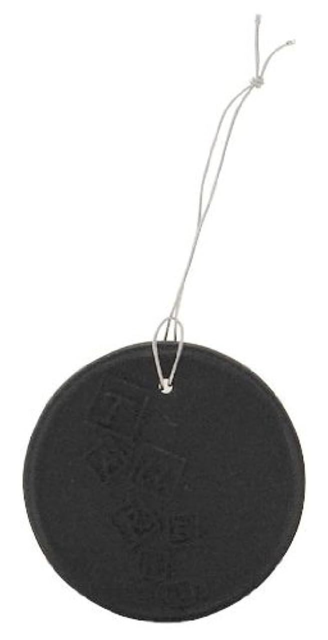 男テスピアンヒゲクジラフリート メンズ フレグランスコイン ブラックロゴ