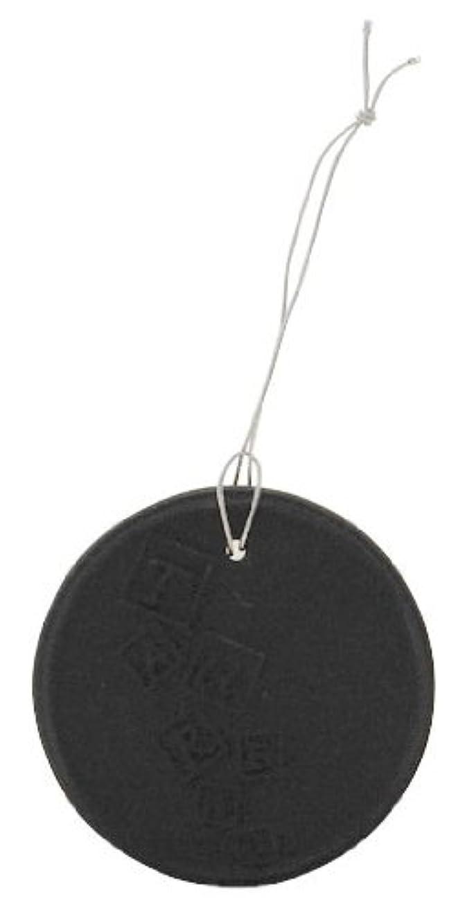 脊椎クランシーペデスタルフリート メンズ フレグランスコイン ブラックロゴ