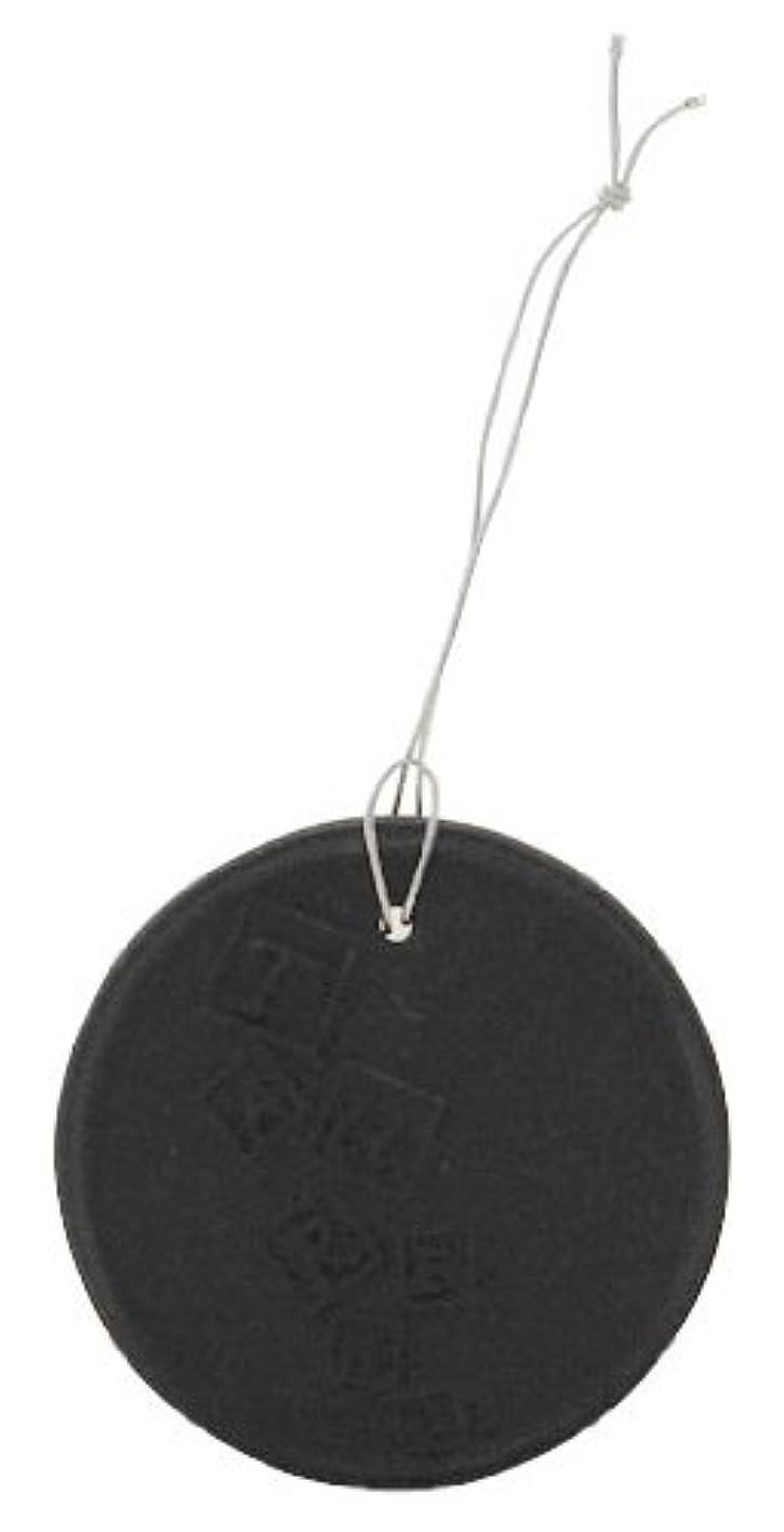 物理的な自発的はげフリート メンズ フレグランスコイン ブラックロゴ