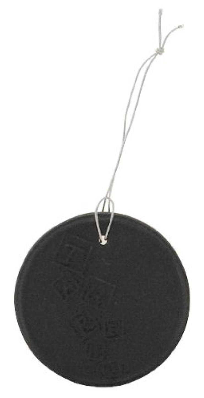使い込むプレミア溶融フリート メンズ フレグランスコイン ブラックロゴ