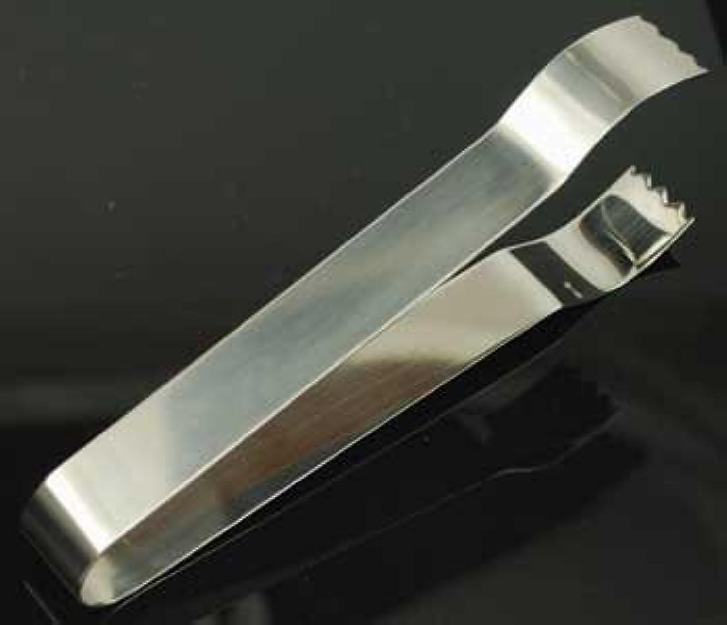 セメントライトニングネイティブ(1, Silver) - Tongs for Charcoal and Incense (IBTON) -
