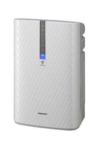 SHARP KIREION 加湿空気清浄機 高濃度7000プラズマクラスター技術 加湿13畳/空清21畳 ホワイト系 KC-W45-W