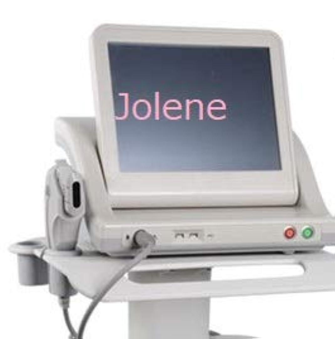 どこか永遠の輝度Jolene ハイフ 業務用 エステ 小顔 ラジオ波 高周波 キャビテーション リフトアップ