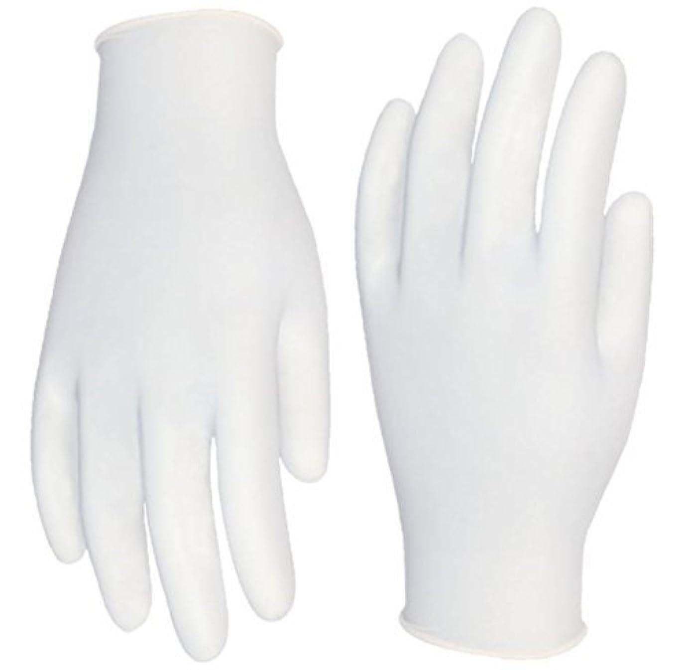 夕食を作るウィンクマウンドCordova Safety Products 4015XL Silver Industrial Grade Latex Powder Free Disposable Gloves, X-Large [並行輸入品]
