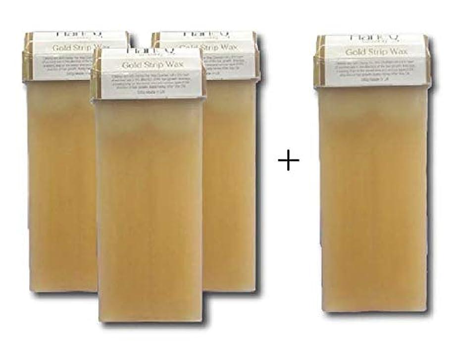 壊す強打確認するセルフ脱毛 ゴールドワックス 100g 3本セット+もれなく1本プレゼント ブラジリアンワックス メンズ脱毛