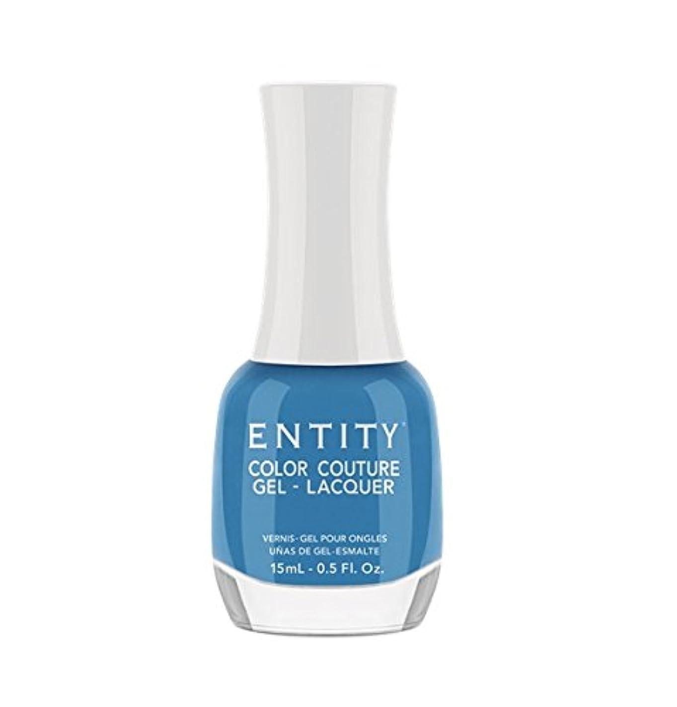 憎しみオリエンタル刑務所Entity Color Couture Gel-Lacquer - Flaunt Your Fashion - 15 ml/0.5 oz
