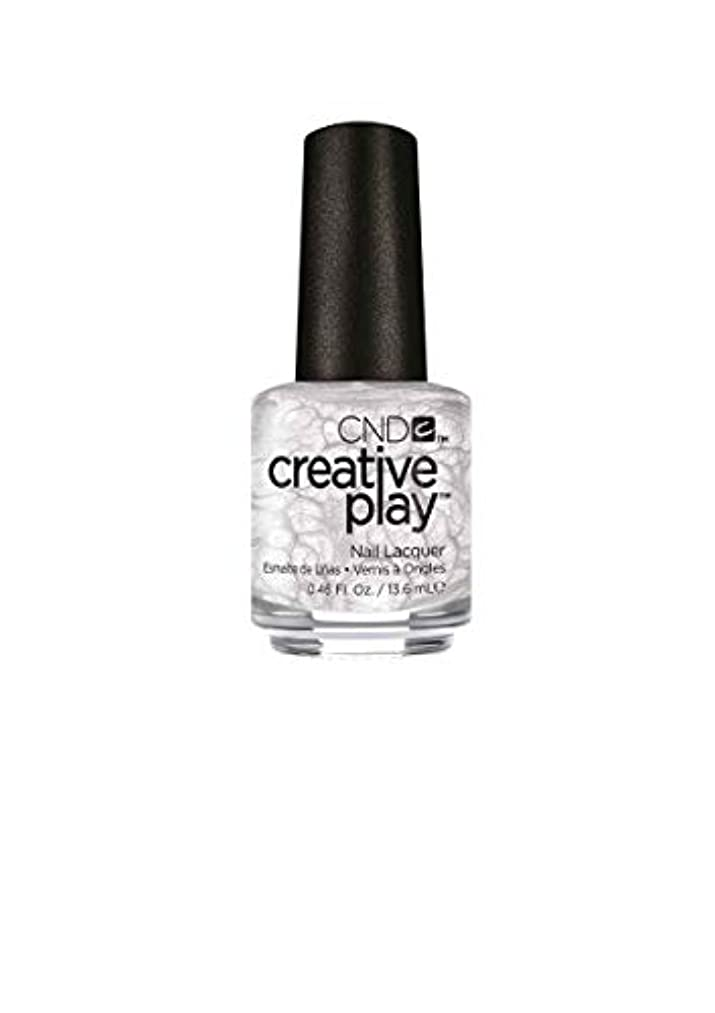 無傷緩める排気CND Creative Play Lacquer - Su-Pearl-Ative - 0.46oz / 13.6ml